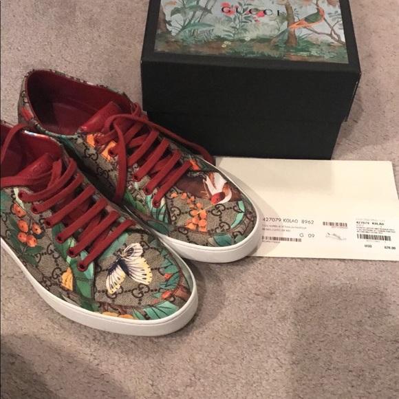 b333b3b27 Gucci Shoes | Mens Tian Sneaker | Poshmark
